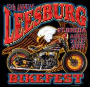 Leesburg Bikefest 2008 Banner